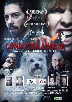 CARTEL CONDUCTA ANIMAL 2
