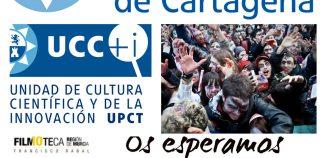 Los efectos especiales llegarán al C-FEM de lamano de la UPCT en su jornada inaugural