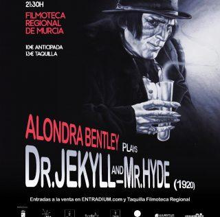 Clausura C-FEM 2019: Alondra Bentley Play Dr. Jekyll & Mr. Hyde
