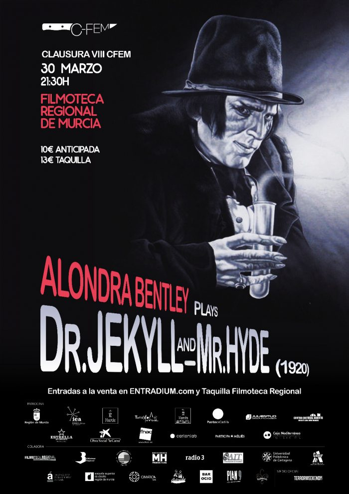 Clausura C-FEM 2019: Alondra Bentley Play Dr. Jekyll & Mr. Hyde