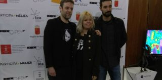Miguel Romero, Héctor Benítez y Lluvia Rojo presentan en el C-FEM su película animalista para despertar conciencias sobre el maltrato animal