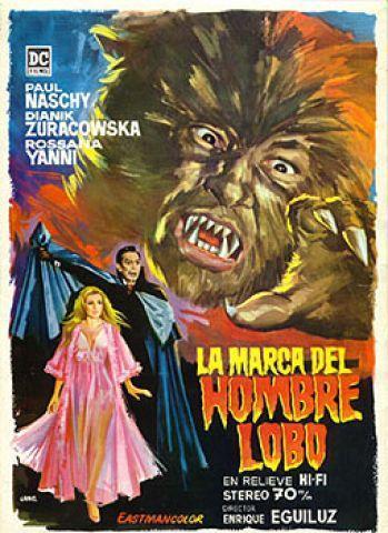 """Proyectamos """"La Marca del Hombre Lobo"""" con presentación de Sergio Molina"""