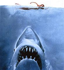 cine fantástico tiburón